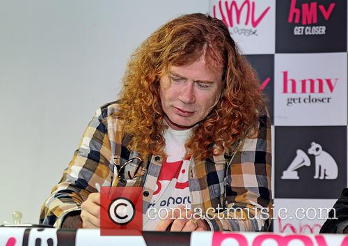 Dave Mustaine 8