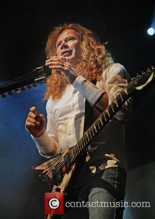 Dave Mustaine 15