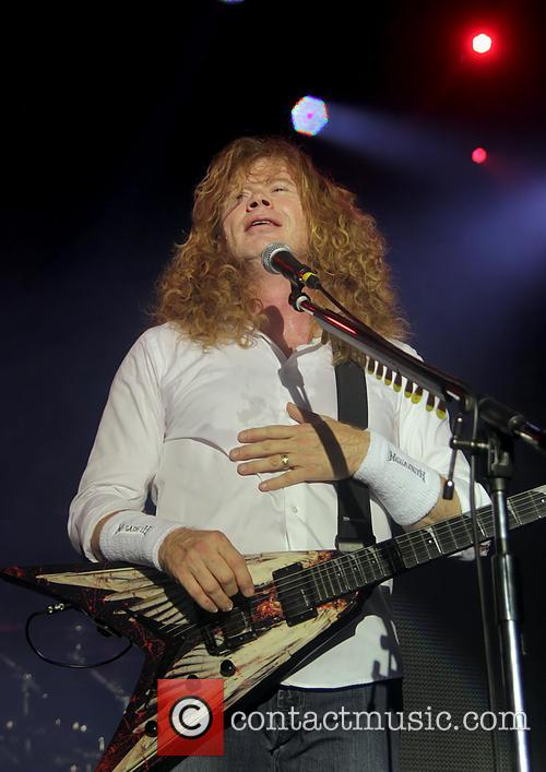 Dave Mustaine 17