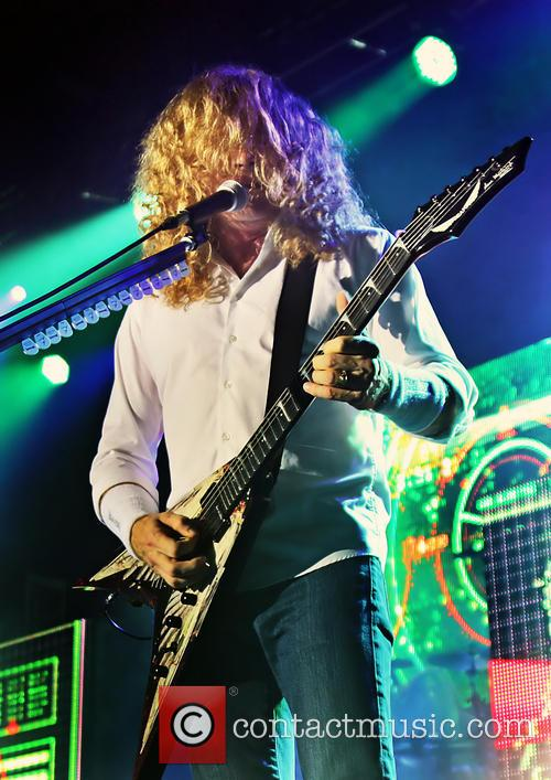 Dave Mustaine 21