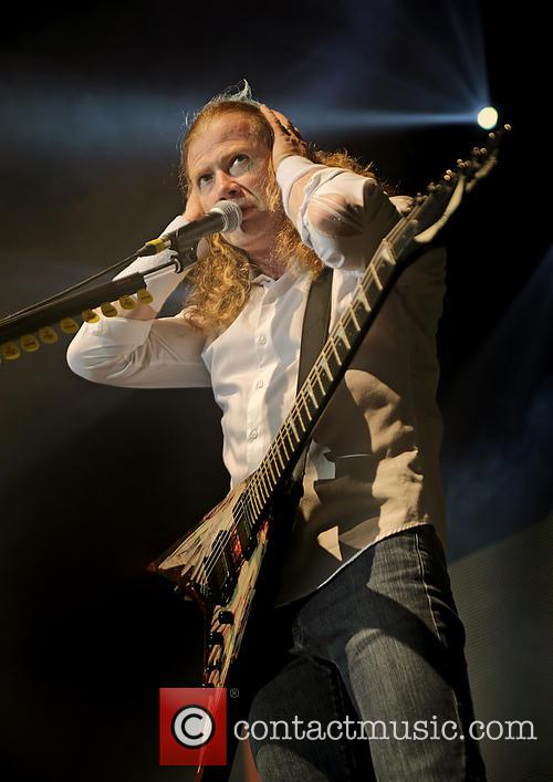 Dave Mustaine 30