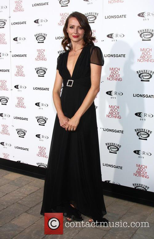 Amy Acker, Oscars Outdoors at Academy Hollywood, Oscars