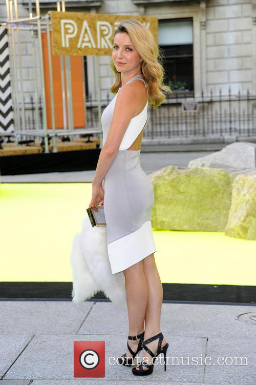 Annabelle Wallis, Academy Of Arts