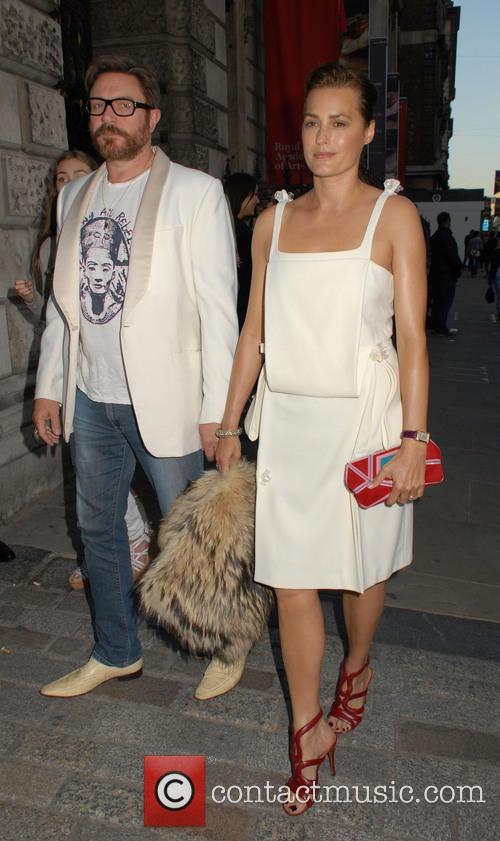 Simon Le Bon and Yasmin Le Bon 7