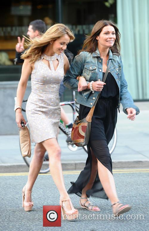 Alison King and Samia Ghadie