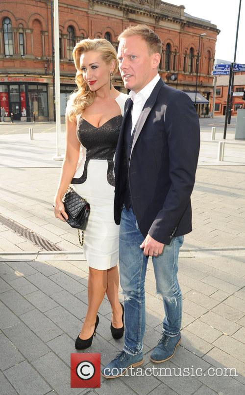 Catherine Tyldesley and Antony Cotton 2