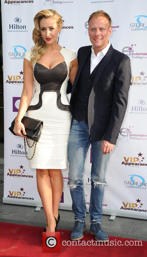 Catherine Tyldesley and Antony Cotton 4