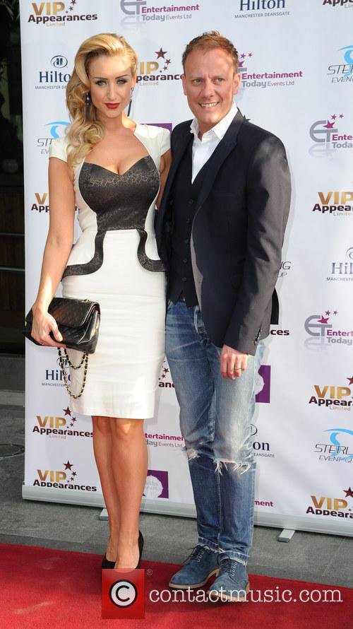 Catherine Tyldesley and Antony Cotton 1