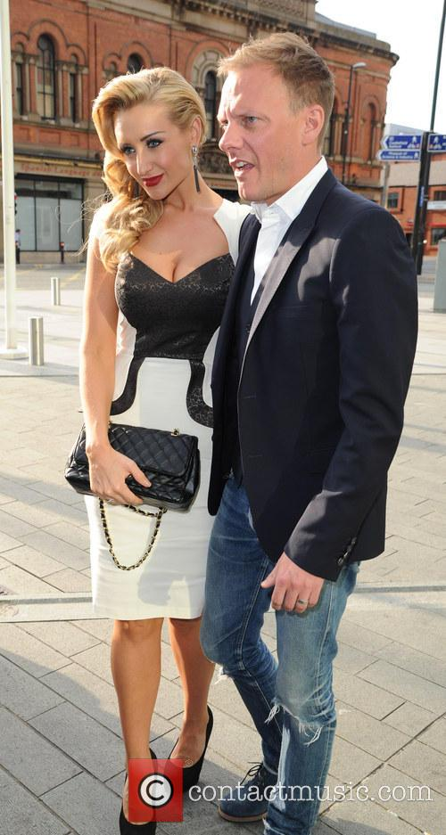 Catherine Tyldesley and Antony Cotton 7