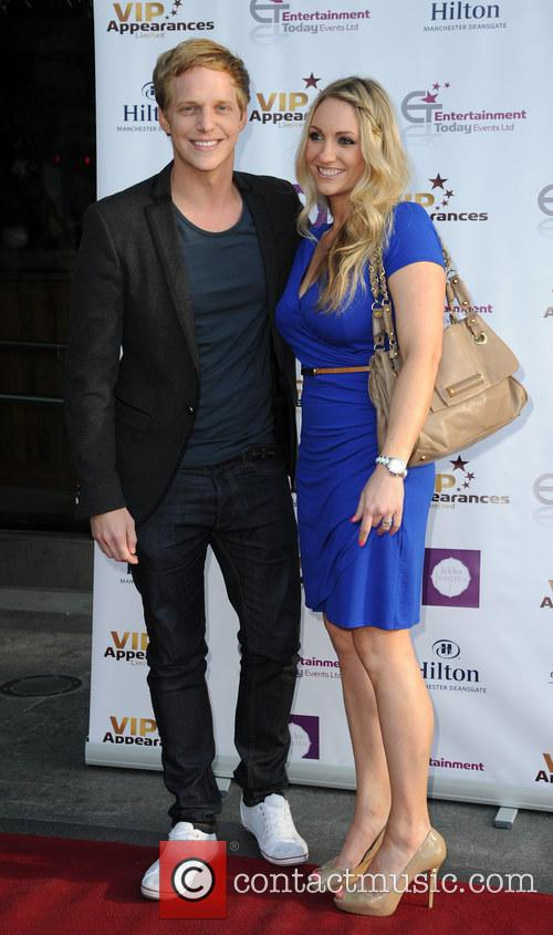 Chris Geere And Wife Chris Geere Jennie Geere Vip