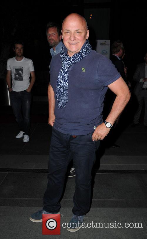 Aldo Zilli In Manchester