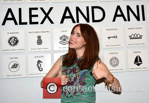 Angela Scanlon launches Alex And Ani Jewellery range