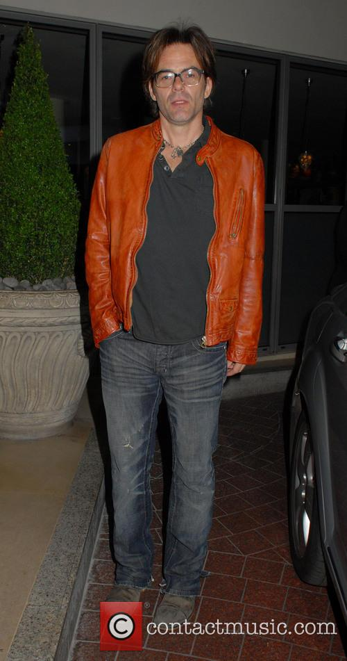 Billy Burke out and about in Soho