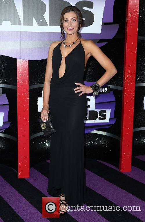 danielle peck 2013 cmt music awards at 3705913