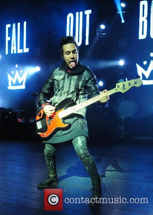 Fall Out Boy and Peter Wentz 4
