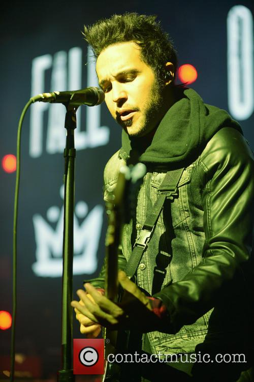 Fall Out Boy and Peter Wentz 6