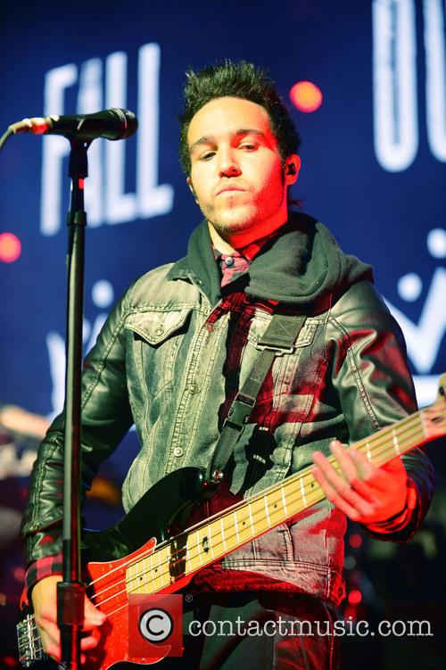 Fall Out Boy and Peter Wentz 14