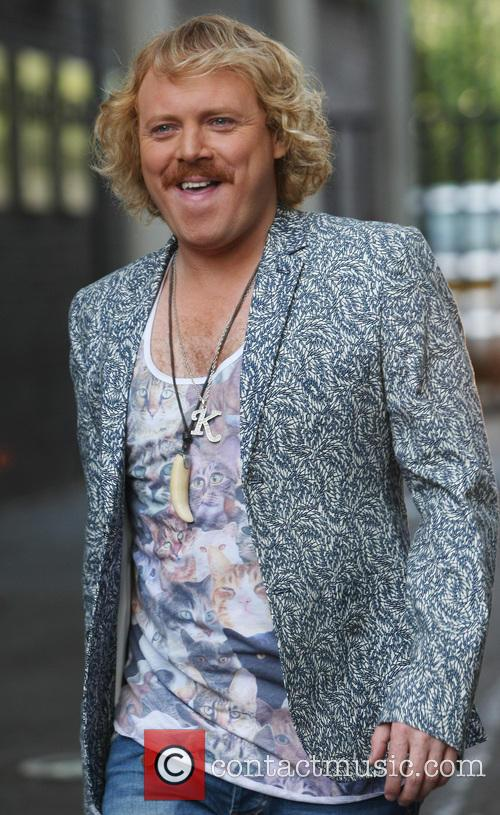 keith lemon leigh francis celebrities outside the itv 3706199