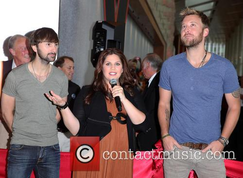 Lady Antebellum, Hillary Scott, Charles Kelley and Dave Haywood 11