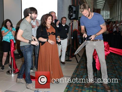 Lady Antebellum, Hillary Scott, Charles Kelley and Dave Haywood 13