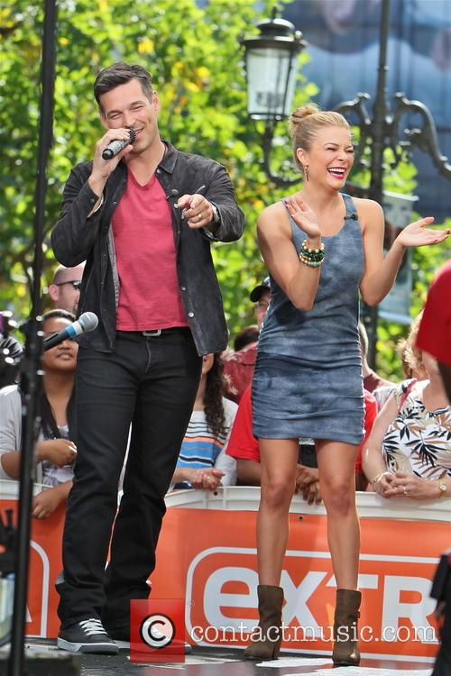 LeAnn Rimes and Eddie Cimbrian 4