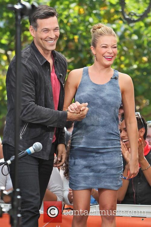 LeAnn Rimes and Eddie Cimbrian 5