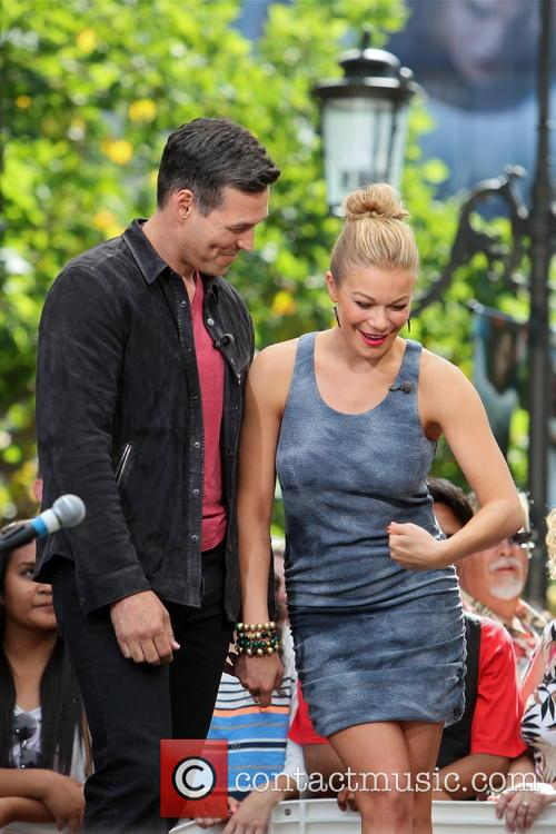 LeAnn Rimes and Eddie Cimbrian 8