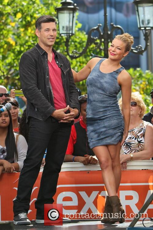 LeAnn Rimes and Eddie Cimbrian 10