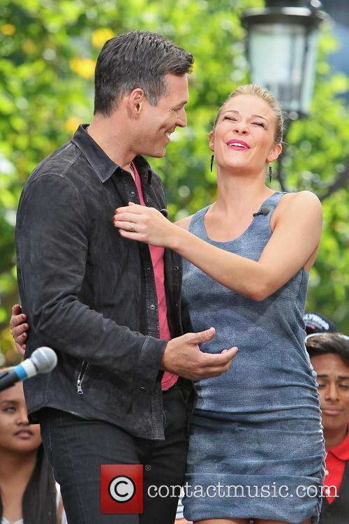 LeAnn Rimes and Eddie Cimbrian 13