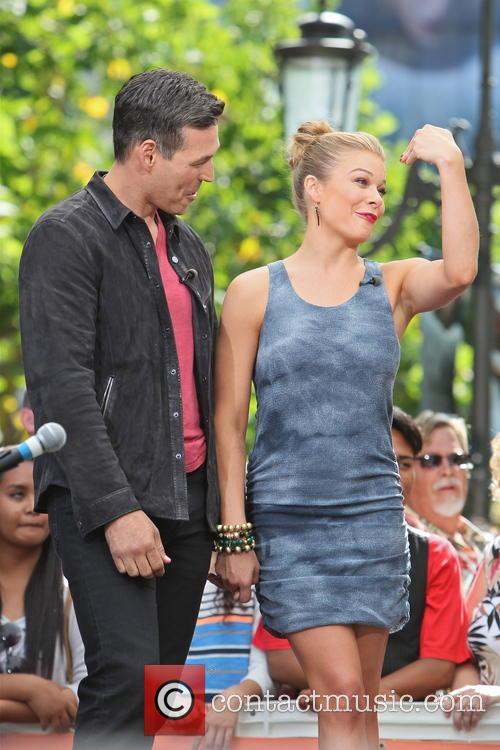 LeAnn Rimes and Eddie Cimbrian 1