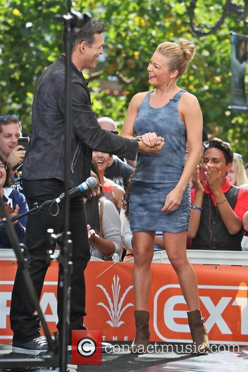 LeAnn Rimes and Eddie Cimbrian 14