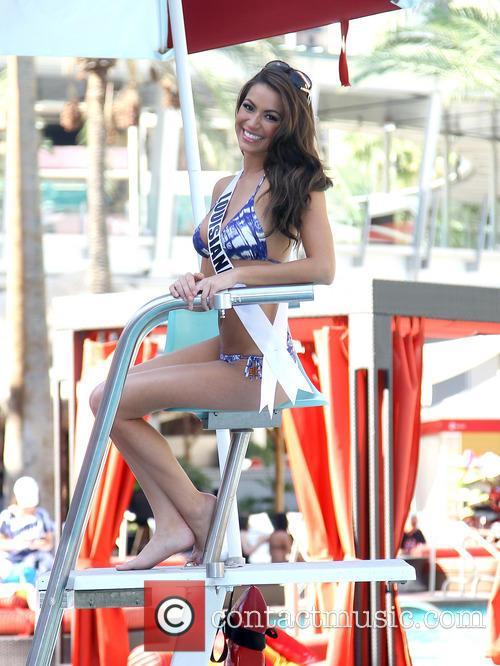 Miss Louisiana Usa Kristen Girault 2