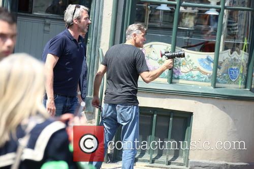 George Clooney, Rye Sussex