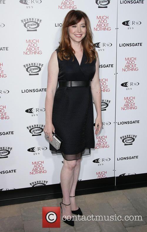 Alyson Hannigan, Oscars