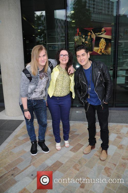 The Voice UK Contestants