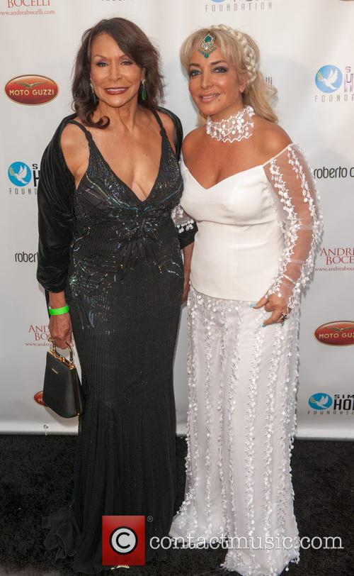 Freda Payne and Simin Hashemizadeh 3