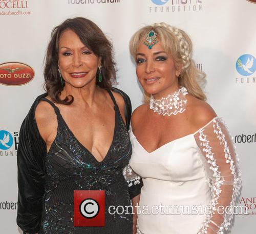 Freda Payne and Simin Hashemizadeh 6