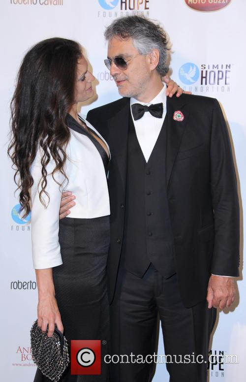Andrea Bocelli and Veronica Bocelli 1