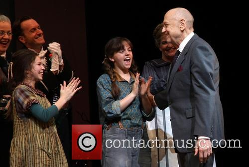 Charles Strouse and Cast 5