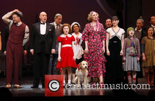 Clarke Thorell, Anthony Warlow, Merwin Foard, Lilla Crawford, Sunny, Jane Lynch, Brynn O'malley and Cast 3