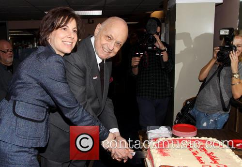 Arielle Tepper and Charles Strouse