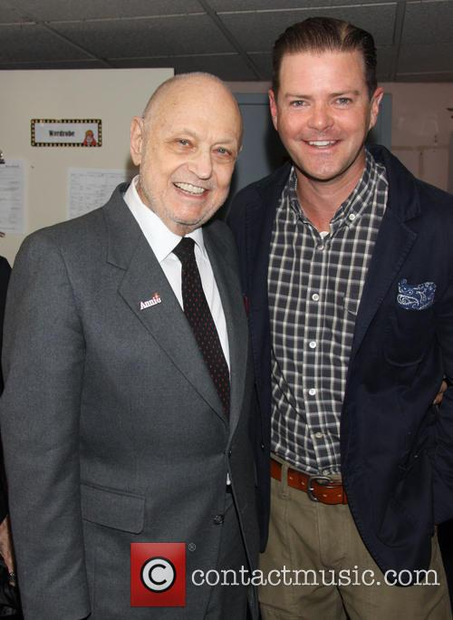 Charles Strouse and Clarke Thorell 2