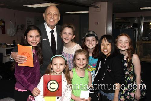 Charles Strouse's celebrates his 85th Birthday