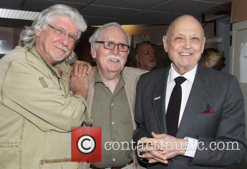Thomas Meehan, Martin Charnin and Charles Strouse 4
