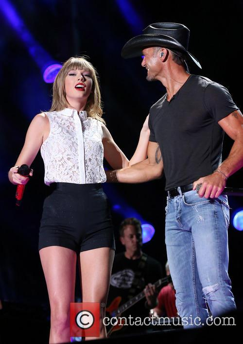 Taylor Swift and Tim McGraw 4