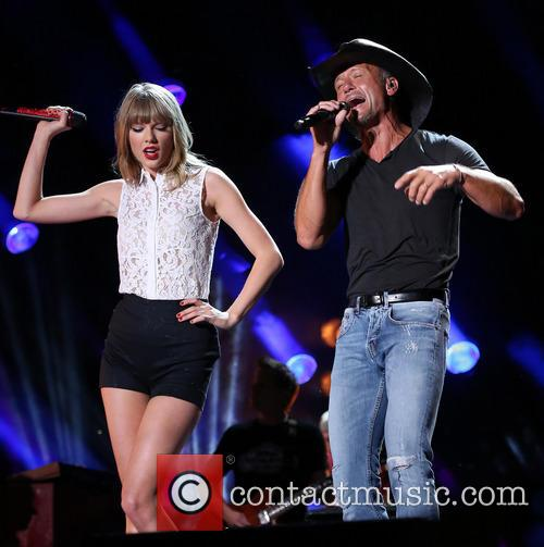 Taylor Swift and Tim McGraw 5