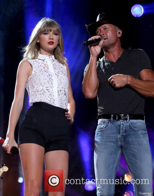 Taylor Swift and Tim McGraw 6