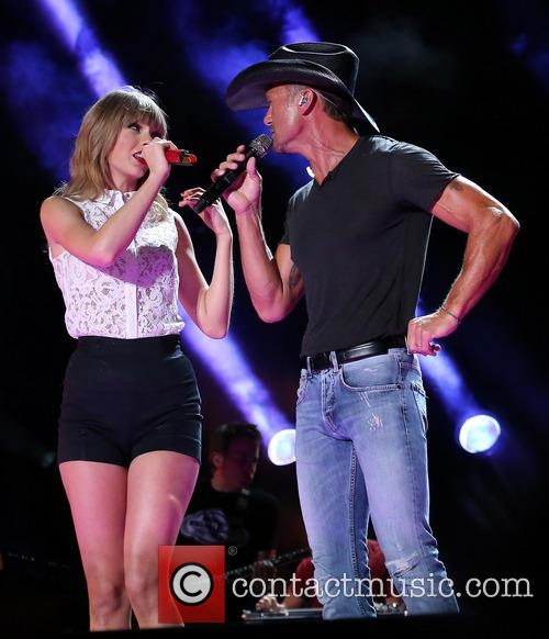 Taylor Swift and Tim McGraw 7