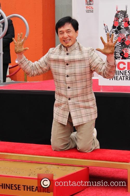Jackie Chan 50