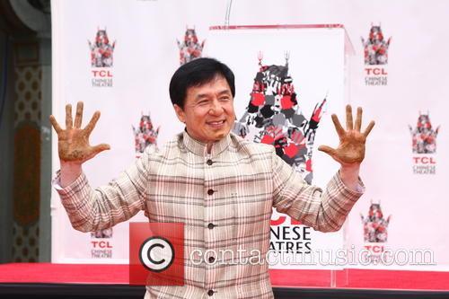 Jackie Chan 60